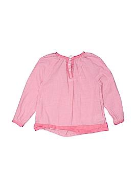 H&M Long Sleeve Button-Down Shirt Size M (Kids)