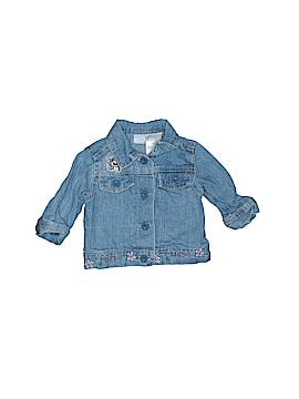 Disney Denim Jacket Size 0-3 mo