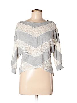 Delia 3/4 Sleeve Top Size S