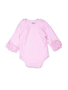 Sweet & Soft Long Sleeve Onesie Size 9-12 mo
