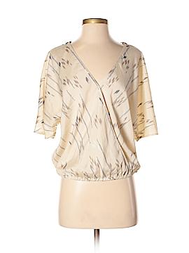 Lovestitch Short Sleeve Blouse Size XS