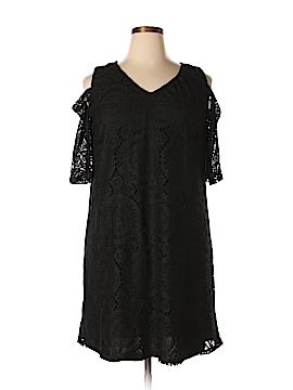 Tacera Casual Dress Size 1X (Plus)