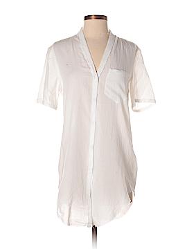 Helmut Lang Short Sleeve Blouse Size S
