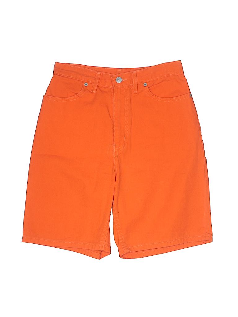 Faded Glory Women Denim Shorts Size 6