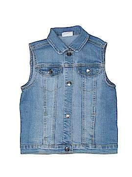Crazy 8 Denim Vest Size 7 - 8
