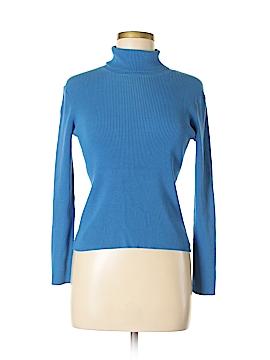 City Silk Long Sleeve Silk Top Size S
