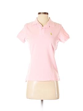 Ralph Lauren Blue Label Short Sleeve Polo Size S
