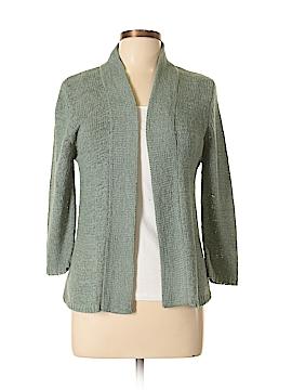 August Silk Cardigan Size L