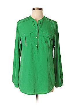 Jennifer & Grace Long Sleeve Blouse Size M