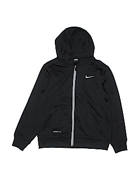 Nike Zip Up Hoodie Size M (Kids)