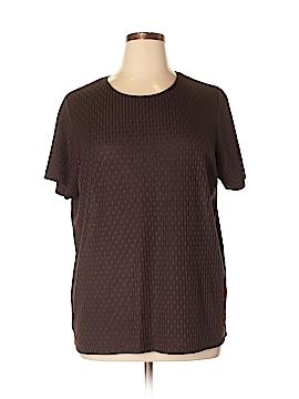 Chic Short Sleeve T-Shirt Size 2X (Plus)