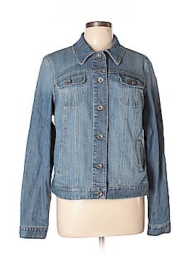INC International Concepts Denim Jacket Size XL