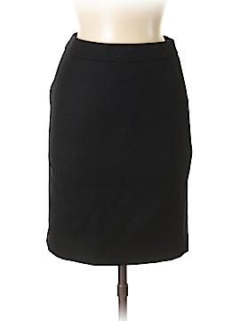 J. Crew Wool Skirt Size 0 (Petite)