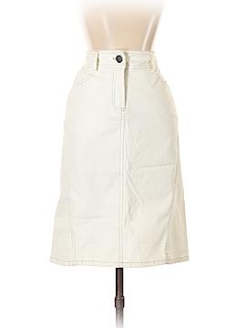 Isda & Co Denim Skirt Size 2