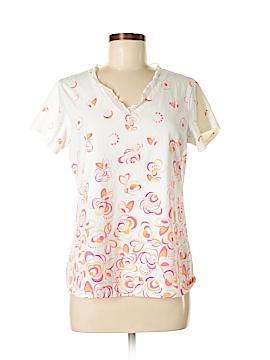 Ruby Rd. Short Sleeve T-Shirt Size M