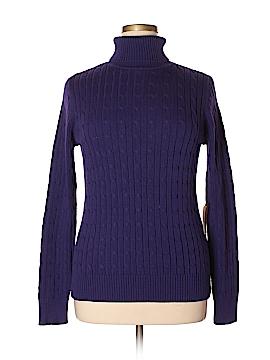 St. John's Bay Turtleneck Sweater Size L (Tall)