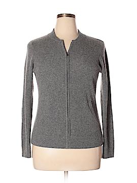 Sofia Cashmere Cashmere Cardigan Size L