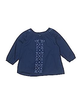 OshKosh B'gosh Long Sleeve Blouse Size 5T