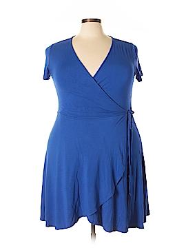 Soprano Casual Dress Size 2X (Plus)
