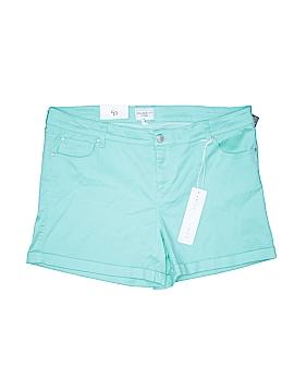 Celebrity Pink Denim Shorts Size 22 (Plus)