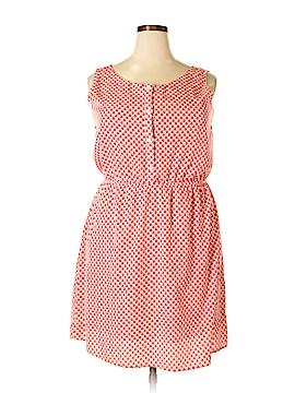 J Gee Casual Dress Size 1X (Plus)