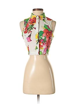 XOXO Short Sleeve Blouse Size S