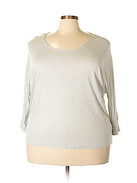 Jennifer Lopez 3/4 Sleeve Top Size XXL