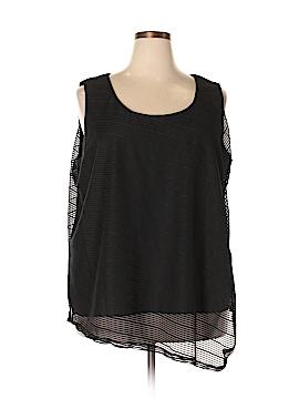 Calvin Klein Sleeveless Top Size 3X (Plus)