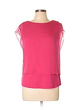 Elie Tahari Short Sleeve Blouse Size S