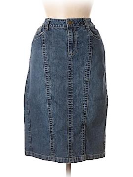 Cato Denim Skirt Size 8