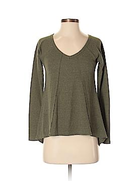 Sun & Shadow Long Sleeve T-Shirt Size XS