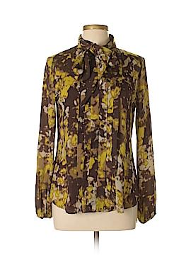 G by Giuliana Rancic Long Sleeve Blouse Size S