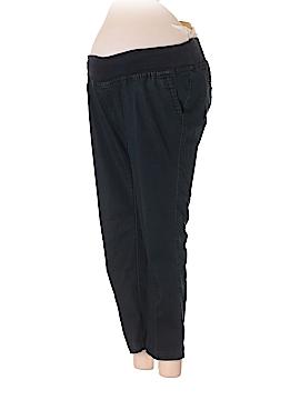 Liz Lange Maternity Casual Pants Size M (Maternity)