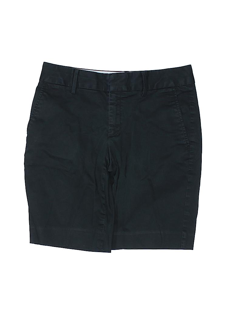 Banana Republic Women Khaki Shorts Size 2 (Petite)