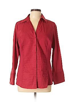 Zac & Rachel Long Sleeve Button-Down Shirt Size XL
