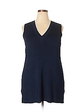 Lauren by Ralph Lauren Sleeveless Top Size 2X (Plus)