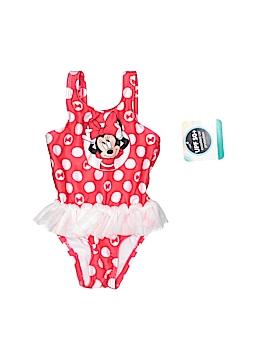 Disney Baby One Piece Swimsuit Size 3-6 mo