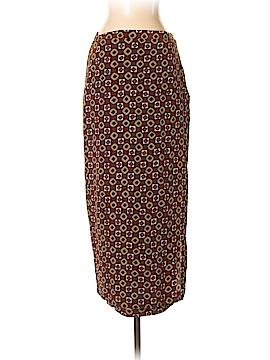 Amanda Smith Silk Skirt Size S
