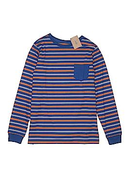 Lands' End Long Sleeve T-Shirt Size L (Kids)