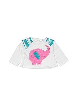 Nursery Rhyme Long Sleeve Top Size 0-3 mo