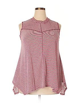 Style&Co Sleeveless Top Size 2X (Plus)