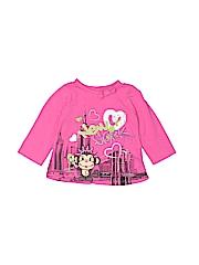 Greendog Girls Long Sleeve T-Shirt Size 12 mo