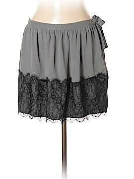 LC Lauren Conrad Denim Skirt Size 10