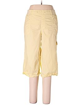 Gloria Vanderbilt Cargo Pants Size 24 (Plus)