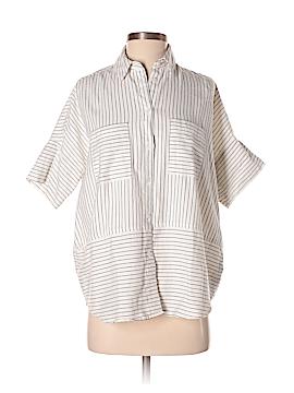 Madewell Short Sleeve Button-Down Shirt Size XXS