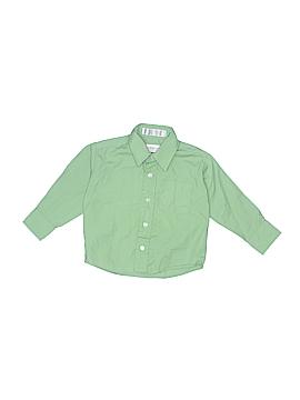 Van Heusen Long Sleeve Button-Down Shirt Size 2T