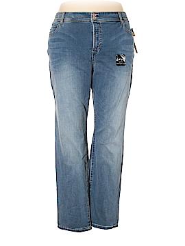 INC International Concepts Jeans Size 24 (Plus)