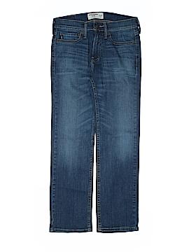 Abercrombie Jeans Size 9 - 10