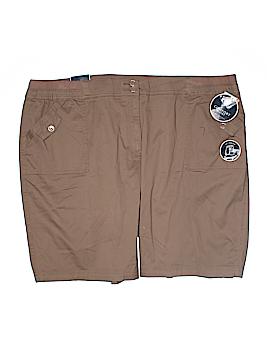 Karen Scott Shorts Size 24W (Plus)