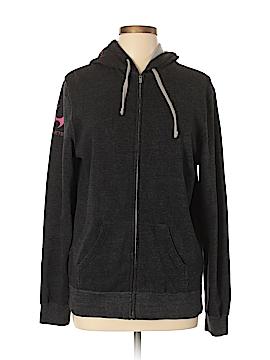 Hylete Zip Up Hoodie Size XL